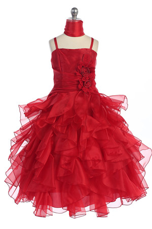 Some Girls Christmas Dresses that can please you this Christmas